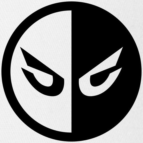 Badass Logo Icon Black