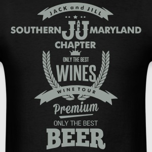 Men's Jack and Jill Wine Tour Tshirt - Men's T-Shirt