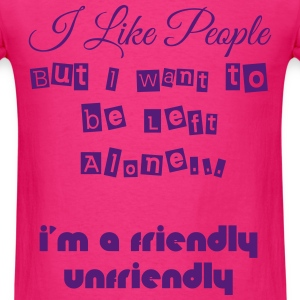 UNFRIENDLY T-Shirts - Men's T-Shirt