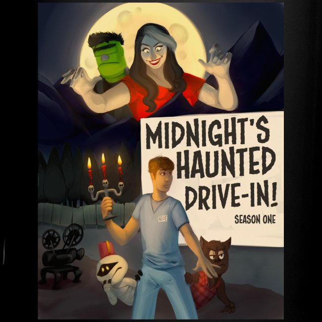 Midnight's Haunted Poster Mug