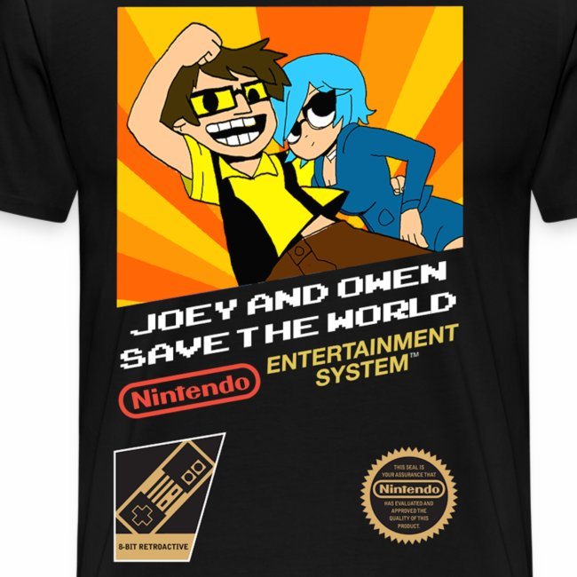 Joey & Owen Save The World!