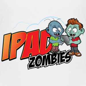 IPAD ZOMBIES T-SHIRT - Kids' Premium T-Shirt