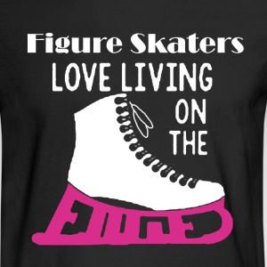 us figure skating clothes,figure skate clothes,fig - Men's Long Sleeve T-Shirt