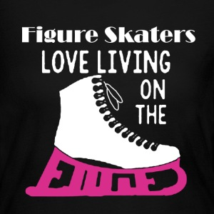 Figure Skaters Shirt  - Women's Long Sleeve Jersey T-Shirt
