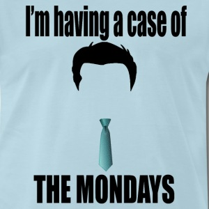 I'm Having A Case Of The Mondays - Office Space T-Shirts - Men's Premium T-Shirt