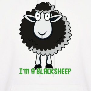 BLACK SHEEP - Men's Hoodie