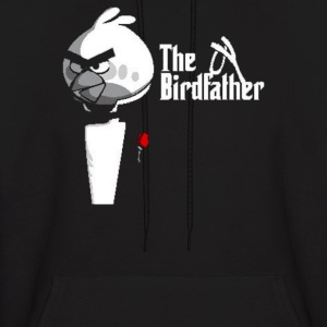 Birdfather Angry Birds Godfather ParodyBirdfather  - Men's Hoodie