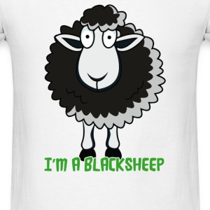 BLACK SHEEP - Men's T-Shirt