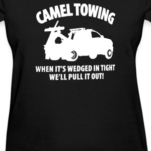 Camel Towing - Women's T-Shirt