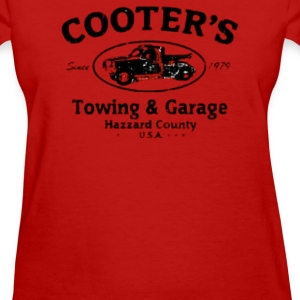 Cooters Garage - Women's T-Shirt