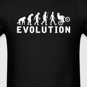BMX Evolution T-Shirt T-Shirts - Men's T-Shirt