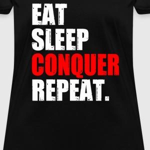 Conquer T Shirts Spreadshirt