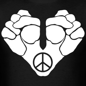 FIGHT FOR PEACE GRAPHIC TEE - Men's T-Shirt