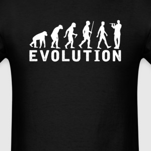 Flute Evolution T-Shirt T-Shirts - Men's T-Shirt