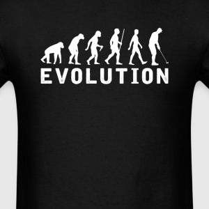 Golf Evolution T-Shirt T-Shirts - Men's T-Shirt