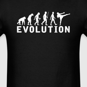 Kickboxing Evolution T-Shirt T-Shirts - Men's T-Shirt