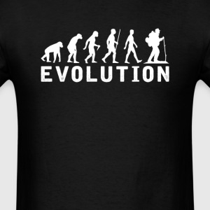 Hiking Evolution T-Shirt T-Shirts - Men's T-Shirt