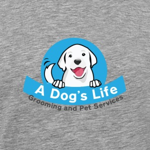 Happy Dog - Men's Premium T-Shirt