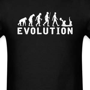 Water Polo Evolution T-Shirt T-Shirts - Men's T-Shirt