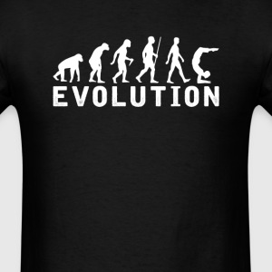 Yoga Evolution T-Shirt T-Shirts - Men's T-Shirt