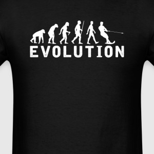 Wakeboarding Evolution T-Shirt T-Shirts - Men's T-Shirt