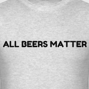 BEER MATTERS T-Shirts - Men's T-Shirt