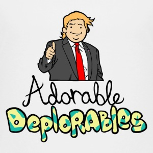 Adorable Deplorables - Kids' Premium T-Shirt