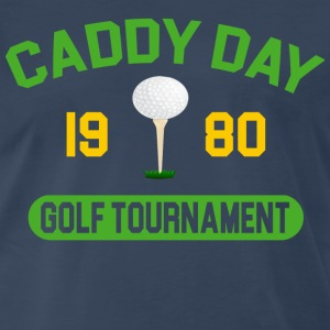 Caddy Day Golf Tournament - Caddyshack T-Shirts - Men's Premium T-Shirt