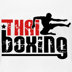 thai boxing T-Shirts - Women's Premium T-Shirt