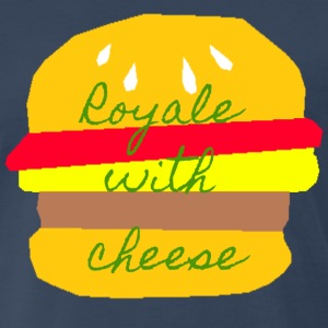 Royale With Cheese - Pulp Fiction T-Shirts - Men's Premium T-Shirt