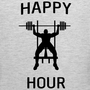 Bench Press Happy Hour Sportswear - Men's Premium Tank