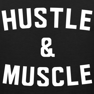 Hustle and Muscle Sportswear - Men's Premium Tank