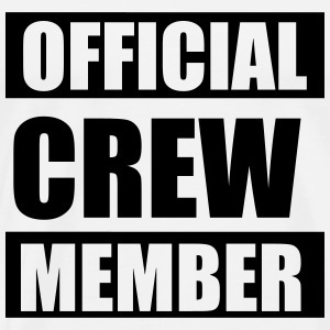 Official crew member - Men's Premium T-Shirt
