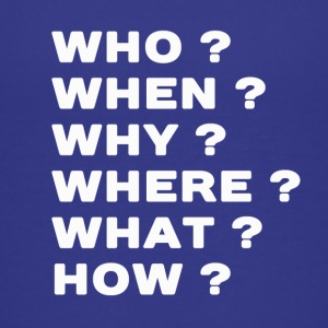 Questions Baby & Toddler Shirts - Toddler Premium T-Shirt