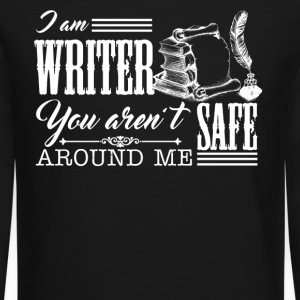 I Am Writer Shirts - Crewneck Sweatshirt