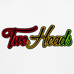 Two Heads Records - Two Heads Rasta Tee - Men's Premium T-Shirt