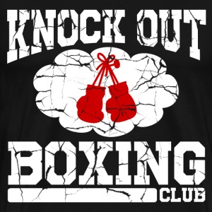 KNOCK OUT2.png T-Shirts - Men's Premium T-Shirt