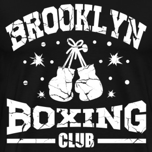 BOXING TEAM2.png T-Shirts - Men's Premium T-Shirt