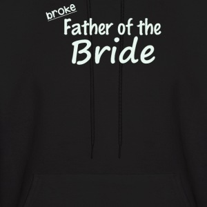 Father Of The Bride - Men's Hoodie