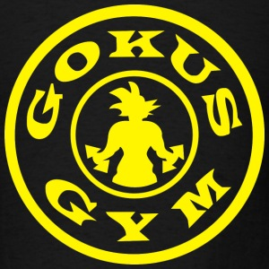 Goku's Gym - Men's T-Shirt