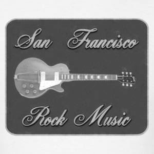 san francisco rock  - Men's T-Shirt