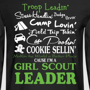 Scout Leaders Shirt - Men's Long Sleeve T-Shirt