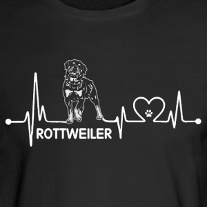 Rottweiler Shirt - Men's Long Sleeve T-Shirt
