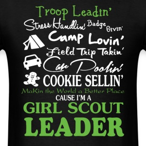 Scout Leaders Shirt - Men's T-Shirt