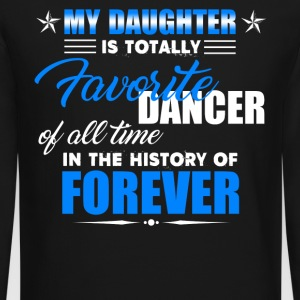 Favorite Dancer Shirt - Crewneck Sweatshirt