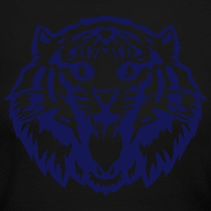tiger _2502 Long Sleeve Shirts - Women's Long Sleeve Jersey T-Shirt