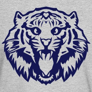 tiger _2502 Long Sleeve Shirts - Men's Long Sleeve T-Shirt
