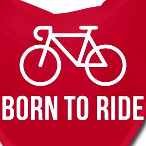 Born To Ride (Racing Bicycle / Bike) Caps - Bandana