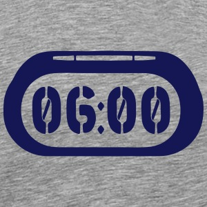 clock _2502 T-Shirts - Men's Premium T-Shirt