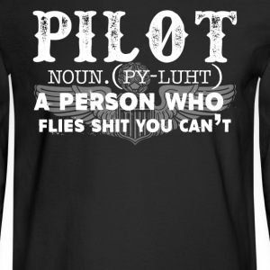 Pilot Shirts - Men's Long Sleeve T-Shirt